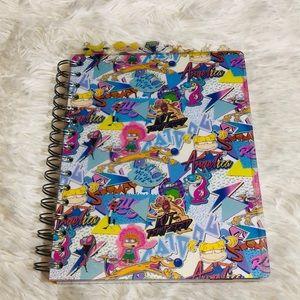 New Nickelodeon notebook